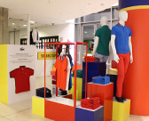 Corner éphémère pour grand magasin